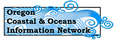 Oregon Coastal and Oceans Information Network (OCOIN) logo