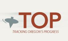 Tracking Oregons Progress Logo